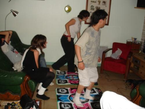 Dance Dance Revolution : Mode d'emploi DSC04446
